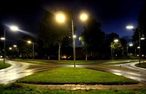 Nacht door Jordi van der Werf